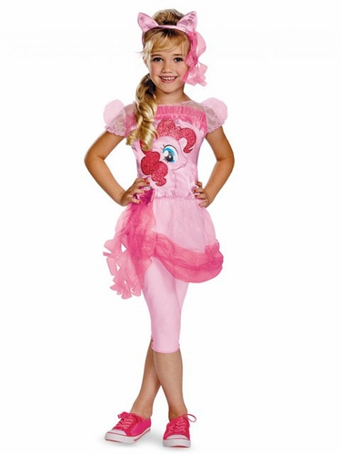 My Little Pony Pinkie Pie Classic Costume