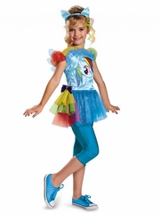 My Little Pony Rainbow Dash Classic Costume