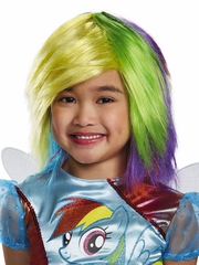 My Little Pony Rainbow Dash Wig