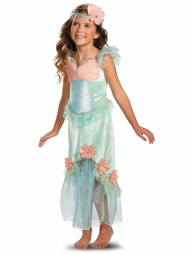 Mystical Mermaid Girls Costume