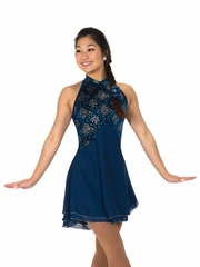 Jerry's 109 Navy Blue Fountain Dress