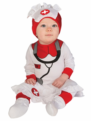 Nurse Onesie Costume