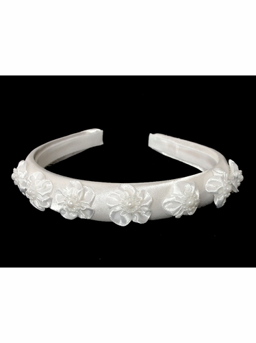 Off-White Communion Floral Headband