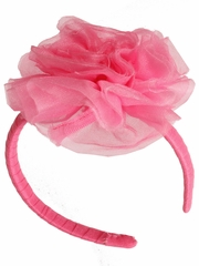 Ooh! La La! Couture Candy Pink Flower Headband