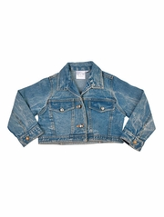 CLEARANCE - Ooh! La La! Couture Denim Jacket