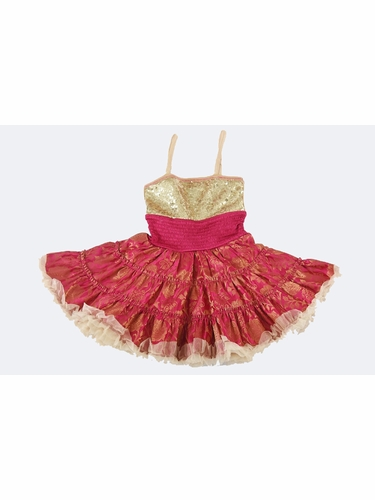 CLEARANCE - Ooh! La La! Couture Fuchsia WOW Pouf Dress