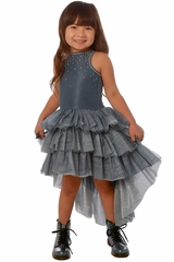 Ooh! La La! Couture Gray WOW Chloe Dress