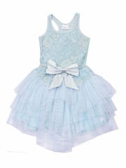 Ooh! La La! Couture Light Blue Wow Ava Dress