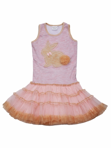 Ooh! La La! Couture Light Pink Bunny Dress