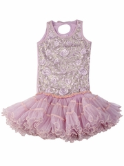 Ooh! La La! Couture Lilac Wiretrim Poufier Dress