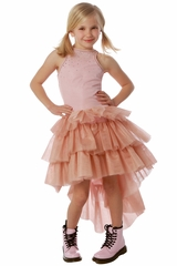 Ooh! La La! Couture Pink WOW Chloe Dress