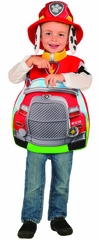 Paw Patrol Marshall Costume w/ Candy Catcher Pouch