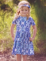 Persnickety Wonderstruck Jordyn Dress