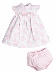 Petit Lem Sweet Roses Dress Set