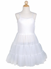 Girls' Petticoats & Slips