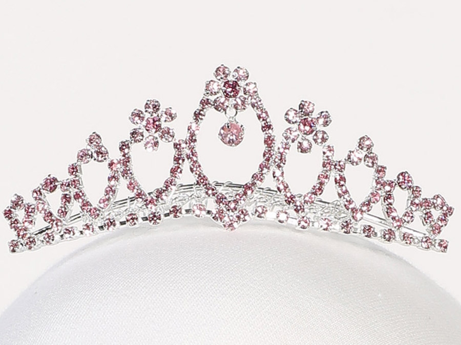 Pink Diamond Tiara