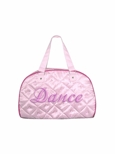Pink Popatu Carrying Dance Bag