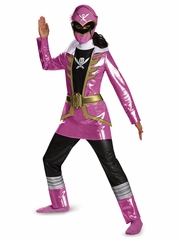 Pink Ranger Super Megaforce Deluxe Costume