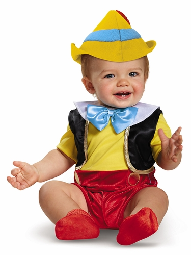 CLEARANCE - Pinocchio Infant Costume