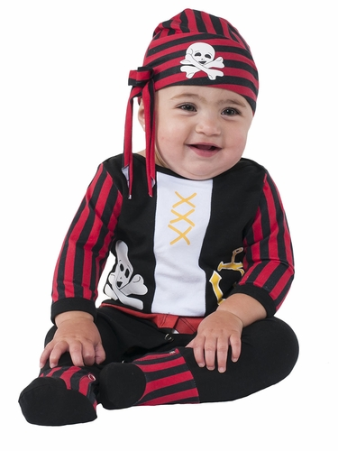 Pirate Boy Infant Costume