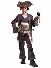 Pirates Of The Caribbean POTC5 Captain Jack Deluxe