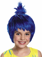 Pixar Inside Out Movie Joy Wig