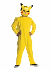 Pokemon Kids Pikachu Costume