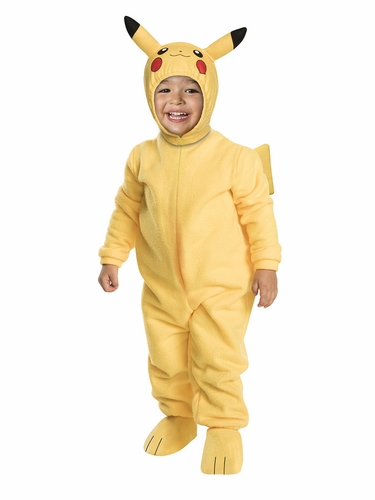 Pokémon Toddler Pikachu Costume