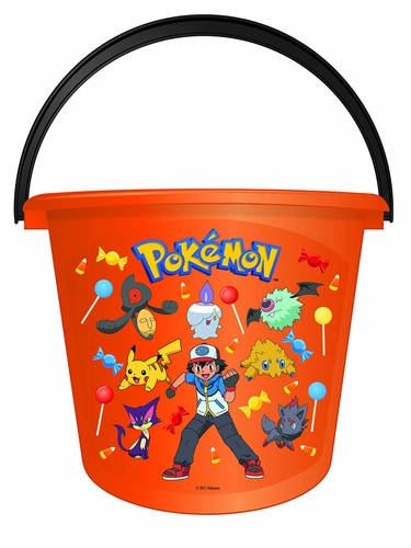 Pokemon Trick-or-Treat Pail