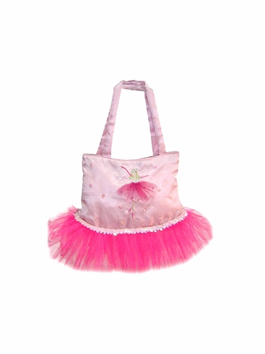 Popatu Large Ballet Dance Dress Handbag
