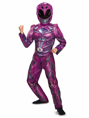 Power Rangers Pink Ranger Movie Deluxe