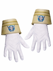 Power Rangers Special Super Megaforce Child Gloves
