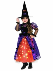 CLEARANCE - Pretty Witch Costume