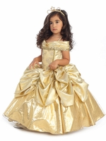 Princess Belle Deluxe Costume