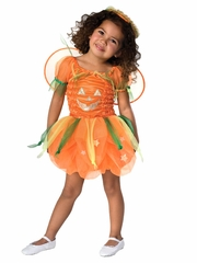 Pumpkin Fairy Costume