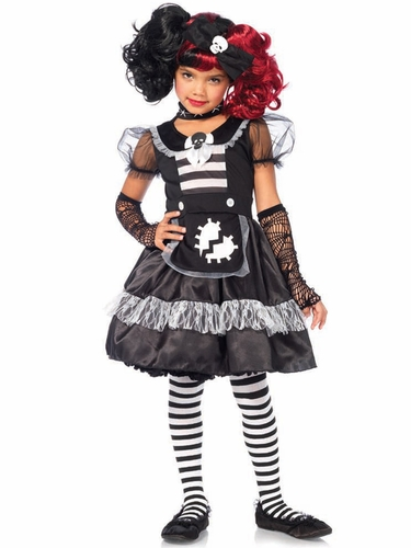 Rebel Rag Doll Costume