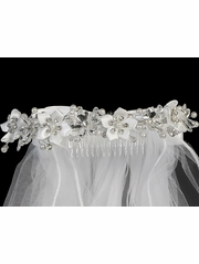 Headpieces With Veil