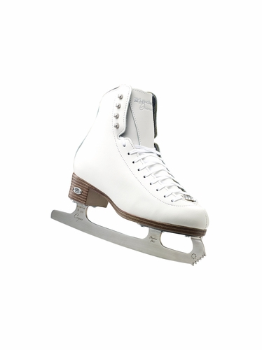 Riedell Ice Skates 133 Diamond Ladies Shoes w/ Capri Blade