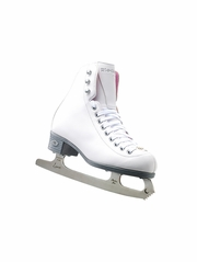 Riedell Ice Skates 14 Pearl Girls Shoes