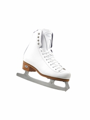CLEARANCE - Riedell Ice Skates 23C Stride Girls Shoes w/ Capri Blade