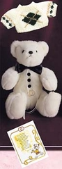Ringo the Ring Bearer Bear
