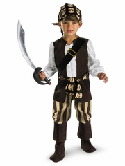 Rogue Pirate Kids Costume