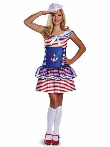 Sailing Sweetheart Costume