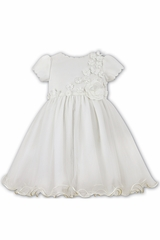 Sarah Louise Ivory Ceremonial Ballerina Dress
