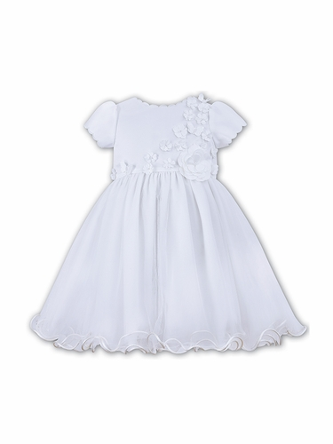 Sarah Louise White Ceremonial Ballerina Dress
