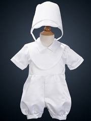 Boys' Satin Christening Outfits