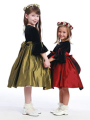 Save Your Sanity! Shop the Internet for Your Child's Holiday Dress