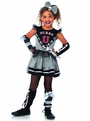 Scare �U� Cheerleader 4 PC Costume