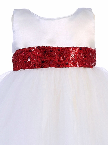 Sequined Sash