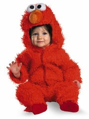Sesame Street Elmo Infant Plush Costume